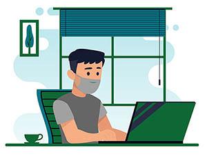 10 Tips voor productief en prettig thuiswerken